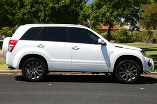 2014 Suzuki Grand Vitara JB Sport White 4 Speed Automatic Wagon