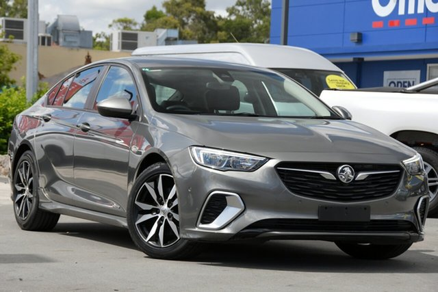 Used Holden Commodore ZB MY19 RS Liftback AWD Aspley, 2019 Holden Commodore ZB MY19 RS Liftback AWD Grey 9 Speed Sports Automatic Liftback