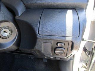 2007 Toyota Yaris NCP93R YRS White 5 Speed Manual Sedan