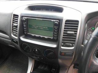 2005 Toyota Landcruiser Prado KZJ120R GXL Silver 4 Speed Automatic Wagon