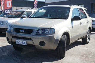 2008 Ford Territory SY TX Gold 4 Speed Sports Automatic Wagon