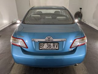 2010 Toyota Camry AHV40R MY10 Hybrid Blue 1 Speed Constant Variable Sedan Hybrid