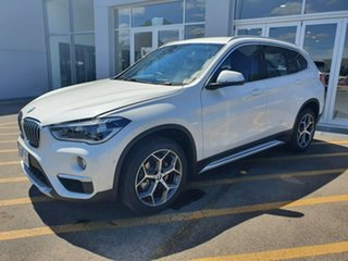2018 BMW X1 F48 sDrive18d Steptronic 8 Speed Sports Automatic Wagon.