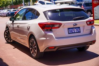 2020 Subaru Impreza G5 2.0I White Constant Variable Hatchback.