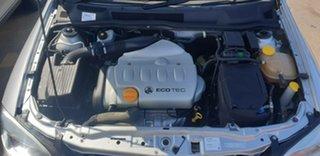 2002 Holden Astra TS CD Silver 4 Speed Automatic Sedan