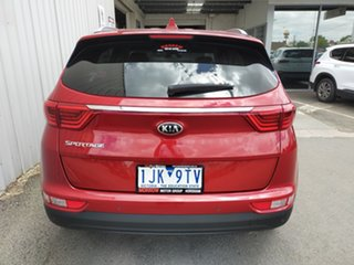 2017 Kia Sportage QL MY17 SLi 2WD 6 Speed Sports Automatic Wagon