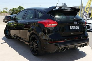2016 Ford Focus LZ RS AWD Black 6 Speed Manual Hatchback.