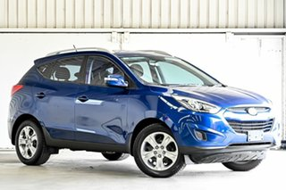 2014 Hyundai ix35 LM3 MY14 Active Blue 6 Speed Sports Automatic Wagon.