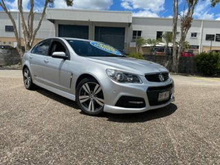 2014 Holden Commodore VF MY15 SS Silver 6 Speed Automatic Sedan.