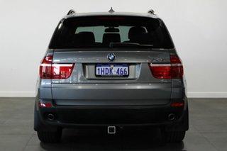 2008 BMW X5 E70 MY09 xDrive30d Steptronic Grey 6 Speed Sports Automatic Wagon