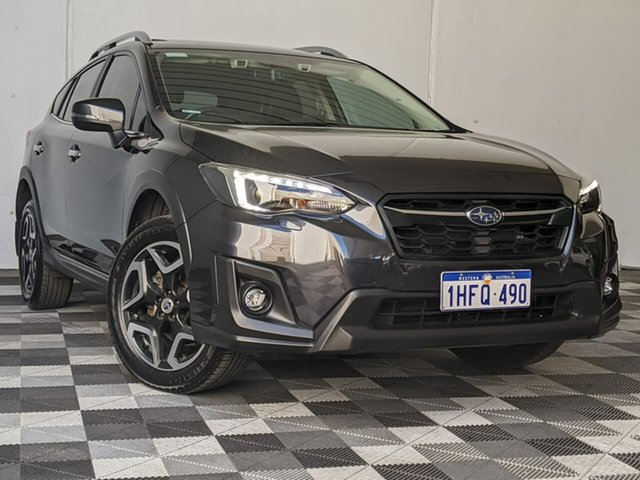 Used Subaru XV G5X MY19 2.0i-S Lineartronic AWD Victoria Park, 2019 Subaru XV G5X MY19 2.0i-S Lineartronic AWD Grey 7 Speed Constant Variable Wagon