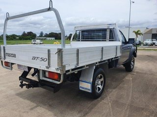 2008 Mazda BT-50 UNY0E3 DX Titanium 5 Speed Manual Cab Chassis.