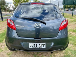 2010 Mazda 2 DE10Y1 Neo Metropolitan Grey 4 Speed Automatic Hatchback