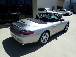 2003 Porsche 911 996 MY04 Carrera Silver 5 Speed Sports Automatic Coupe.