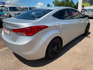 2012 Hyundai Elantra MD Active Silver 6 Speed Sports Automatic Sedan.