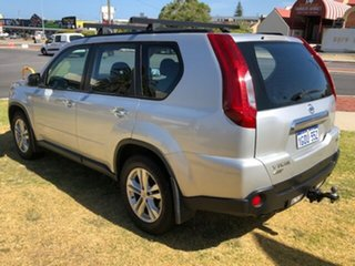 2013 Nissan X-Trail T31 Series V ST Silver 6 Speed Manual Wagon