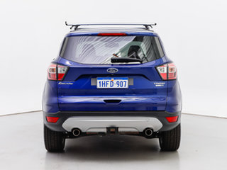 2017 Ford Escape ZG Trend (AWD) Blue 6 Speed Automatic SUV