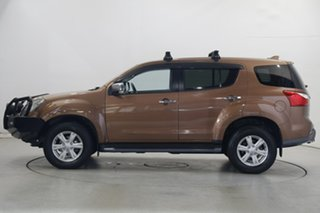 2017 Isuzu MU-X MY17 LS-T Rev-Tronic Bronze 6 Speed Sports Automatic Wagon.