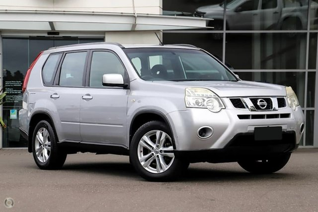 Used Nissan X-Trail T31 Series IV ST 2WD Sutherland, 2010 Nissan X-Trail T31 Series IV ST 2WD Silver, Chrome 1 Speed Constant Variable Wagon
