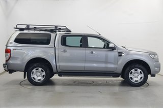 2016 Ford Ranger PX MkII XLT Double Cab 4x2 Hi-Rider Silver 6 Speed Manual Utility