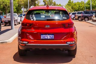 2020 Kia Sportage QL SX Red Sports Automatic SUV.