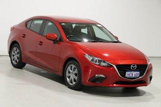 2014 Mazda 3 BM Neo Red 6 Speed Manual Sedan