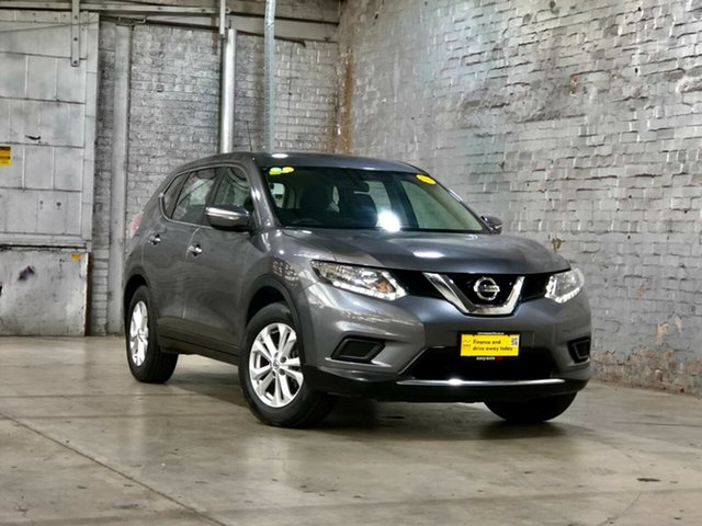 Used Nissan X-Trail T32 ST X-tronic 2WD Mile End South, 2016 Nissan X-Trail T32 ST X-tronic 2WD Grey 7 Speed Constant Variable Wagon