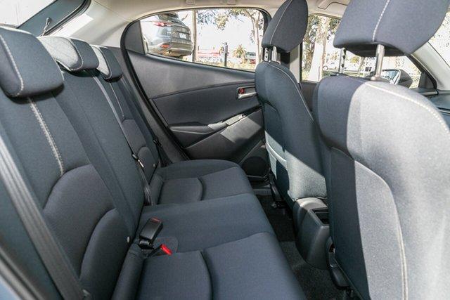 Demo Mazda 2 DJ2HAA G15 SKYACTIV-Drive Evolve Mornington, 2020 Mazda 2 DJ2HAA G15 SKYACTIV-Drive Evolve Machine Grey 6 Speed Sports Automatic Hatchback