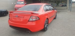 2014 Ford Falcon FG MkII XR6 Red 6 Speed Sports Automatic Sedan.