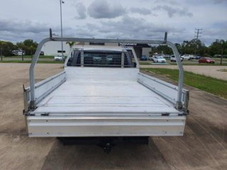 2008 Mazda BT-50 UNY0E3 DX Titanium 5 Speed Manual Cab Chassis