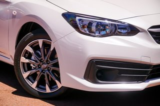 2020 Subaru Impreza G5 2.0I White Constant Variable Hatchback