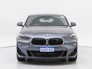 2019 BMW X2 F39 sDrive20i M Sport Grey 7 Speed Auto Dual Clutch Wagon.