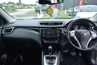 2016 Nissan Qashqai J11 TS White 1 Speed Constant Variable Wagon