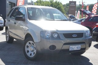 2008 Ford Territory SY TX Gold 4 Speed Sports Automatic Wagon.