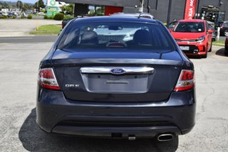 2011 Ford Falcon FG MkII G6E Grey 6 Speed Sports Automatic Sedan