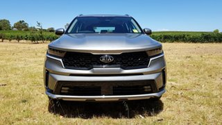 2020 Kia Sorento MQ4 MY21 Sport AWD Steel Grey 8 Speed Automatic Wagon.