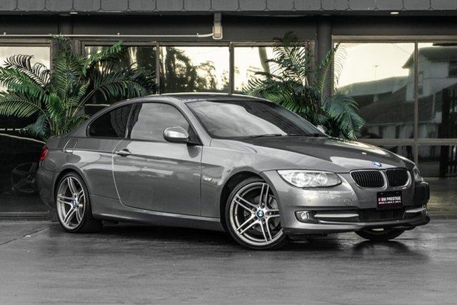 Used BMW 3 Series E93 MY11 320d Steptronic Bowen Hills, 2011 BMW 3 Series E93 MY11 320d Steptronic Grey 6 Speed Sports Automatic Convertible