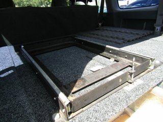 1998 Toyota Landcruiser Prado VZJ95R RV6 Green 5 Speed Manual Wagon