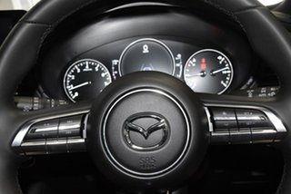 2020 Mazda 3 BP2H7A G20 SKYACTIV-Drive Touring Silver 6 Speed Sports Automatic Hatchback