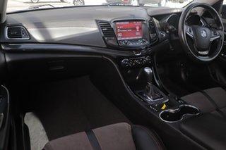 2016 Holden Commodore VF II MY16 SS Black Black 6 Speed Sports Automatic Sedan