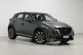 2019 Mazda CX-3 DK MY19 Akari (FWD) Grey 6 Speed Automatic Wagon.