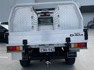 2014 Isuzu D-MAX MY14 SX Crew Cab Silver 5 Speed Sports Automatic Utility.