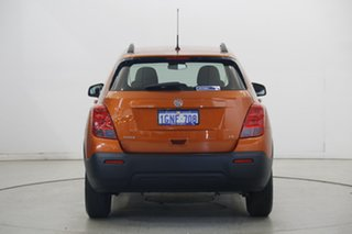 2016 Holden Trax TJ MY16 LS Orange 5 Speed Manual Wagon