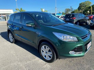 2016 Ford Kuga TF MY16 Ambiente 2WD Green 6 Speed Sports Automatic Wagon.