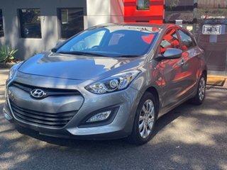 2012 Hyundai i30 FD MY11 SLX Metallic Grey 6 Speed Manual Hatchback