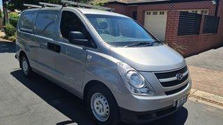 2014 Hyundai iLOAD TQ MY15 Crew Silver 5 Speed Automatic Van.