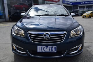 2014 Holden Calais VF MY14 V Blue 6 Speed Sports Automatic Sedan.