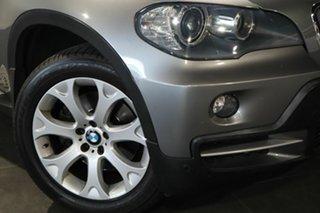 2008 BMW X5 E70 MY09 xDrive30d Steptronic Grey 6 Speed Sports Automatic Wagon.