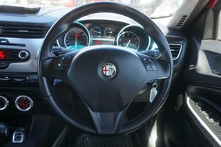 2013 Alfa Romeo Giulietta Series 0 MY13 Progression TCT Red 6 Speed Sports Automatic Dual Clutch