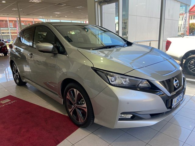 Demo Nissan Leaf ZE1 Launceston, 2019 Nissan Leaf ZE1 Platinum 1 Speed Reduction Gear Hatchback